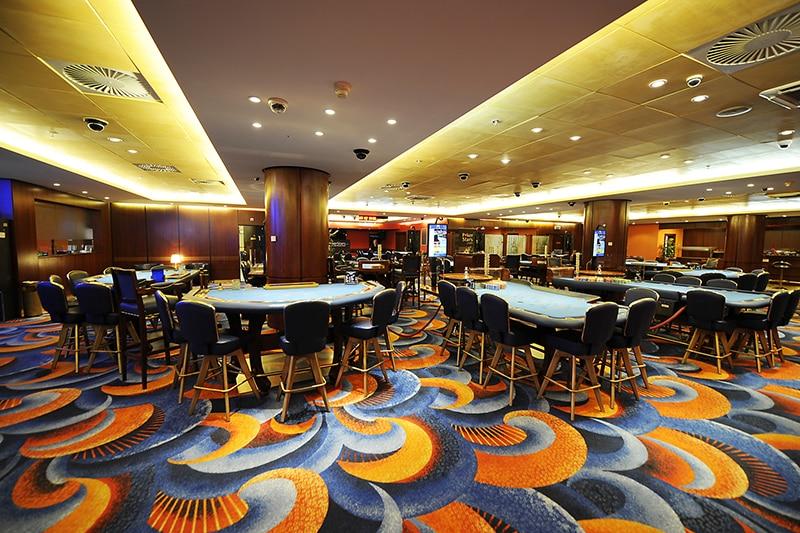 Interno Atrium Casino