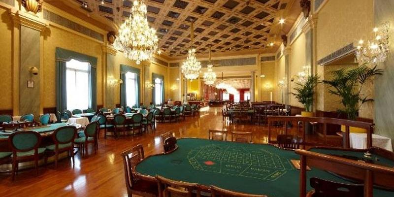 Casino Sanremo Interni