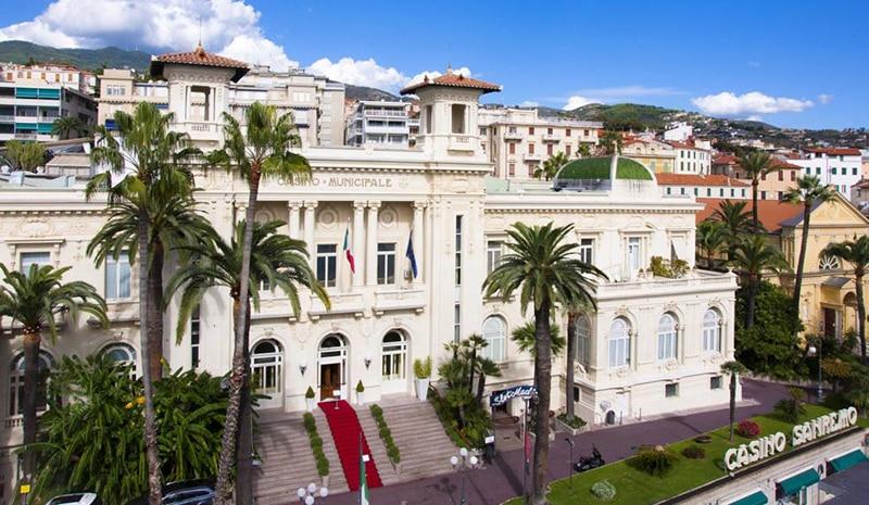 Casino Sanremo esterni