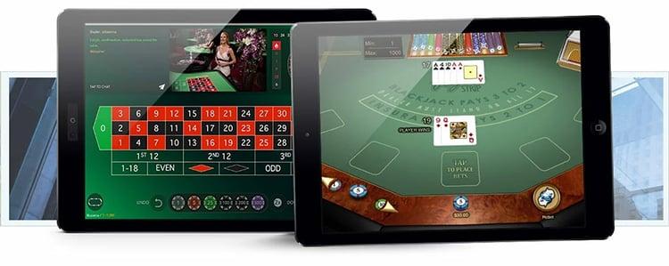 casino live ipad