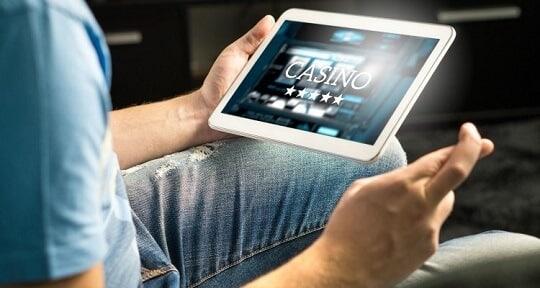 iPad vinci al casino online